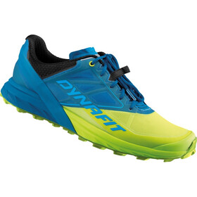 Dynafit Alpine Shoes Men, fjord/lime punch
